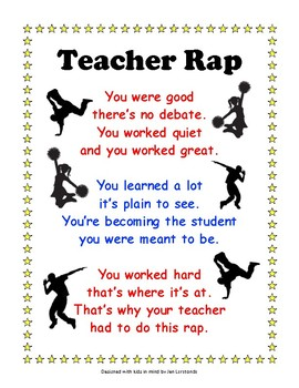 Teacher Rap