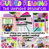 Guided Reading Binder Bundle