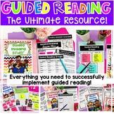 Guided Reading Binder Bundle