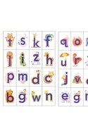 Teacher Recorded  Houghton Mifflin Alphafriends Bingo Game1
