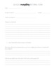 Teacher Referral Form for Counselling