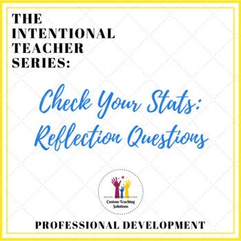 Teacher Reflection