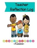Teacher Reflection Log
