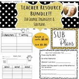 Teacher Resource Bundle
