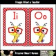 "Teacher Resource--Scrappin Doodles Graphics ""Bee"" Smart Word Wall Headers"