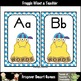Teacher Resource--Scrappin Doodles Graphics Monster Writers Word Wall Headers
