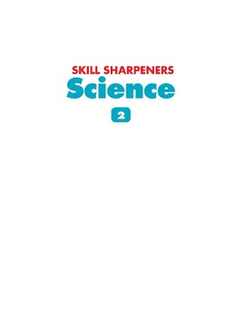 Teacher Resources (Skill Sharpeners: Science)