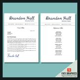 Teacher Resume, Resume Template Cover Letter + References