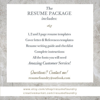 Resume Cover Letter References Topmost Concept Excellent