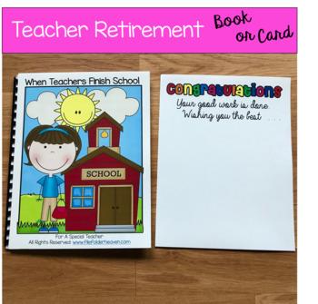 Teacher Retirement (Free)