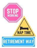Teacher Retirement Party Decorations