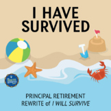 Retirement Song Lyrics for I Will Survive
