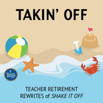 Retirement Song Lyrics for Shake It Off