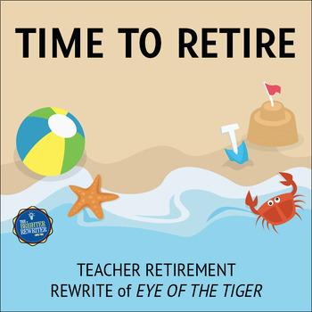 Retirement Song Lyrics for Eye of the Tiger