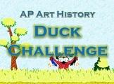 Teacher Review Game - Duck Challenge