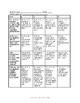 Teacher Rubric and EDITABLE student checklist