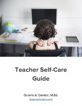 Teacher Self-Care Guide [Reduce Your Stress]