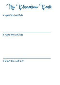 Teacher Self Care Undated Digital Diary (Sushi cover)