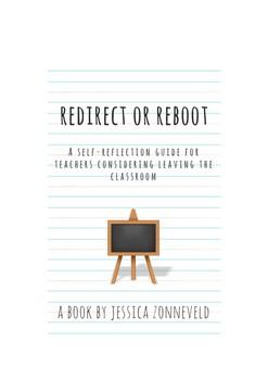 Teacher Self Coaching Journal Reboot or Redirect Your Career