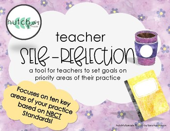 Teacher Self-Reflection: Ten Areas to Reflect on to Set Meaningful Goals