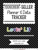 Teacher-Seller Planner & Data Tracker ~ Calendar, Social Media, Advice, & More