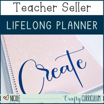 Teacher Seller Planner and Life Planner