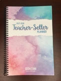 Teacher-Seller Planner from TpT Conference Anaheim Product