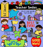 Teacher Smiles Clip Art Download