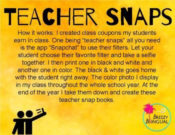 Teacher Snaps