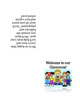 Teacher/Staff/Student/ Greeting Card Pack