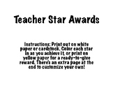 Teacher Star Awards