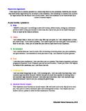 Teacher-Student Expectation Agreement