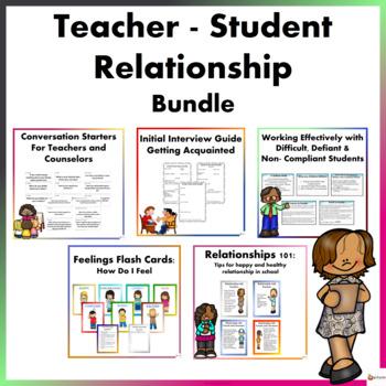 Teacher Student Relationship Bundle