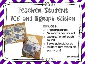 Teacher-Student VCE and Digraphs