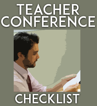 Free Argument Writing Checklist For Teacher-Student Conferences