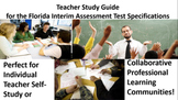 Teacher Study Guide for the NEW Florida Test Specification