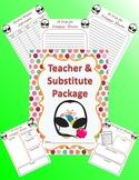 Teacher Substitute Package