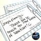 Teacher THANK YOU NOTES - EDITABLE