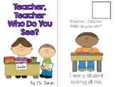 Teacher, Teacher-Who Do You See?