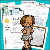 Teacher Templates: Substitute Folder