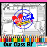 Christmas Writing Activity: Teacher, There's an Elf in our