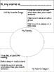 Teacher Time Saving Templates- Editable