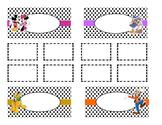 Teacher Tool Box Labels (editable)- Disney Characters