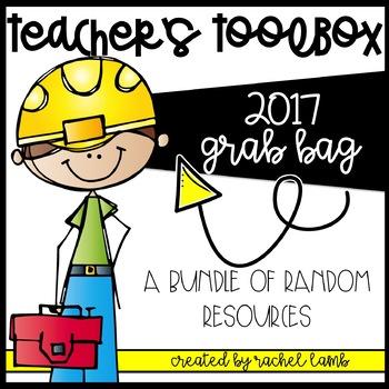 Teacher Toolbox 2017 edition