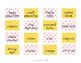 Pink Monkeys Teacher Toolbox Labels