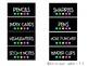 Teacher Toolbox Labels - Bright Colors