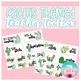 Teacher Toolbox - Cactus Themed