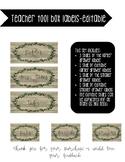 Teacher Toolbox Labels (Farmhouse)-Editable