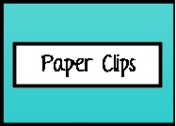 Teacher Toolbox Labels Damask
