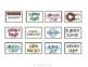 Teacher Toolbox Labels: Donut Theme